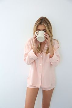 Silk Pajamas | 10 Essentials for Cold Weather | Caitlin Confidential