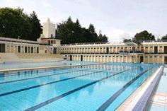 Stade-Parc et piscine Art Déco   Bruay-La-Buissière