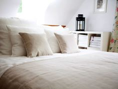 Linen  Bedding  Queen   White 6pcs by MoodsStore on Etsy, $499.00
