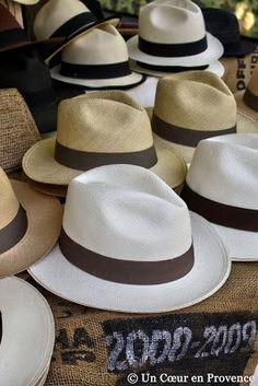 El placer de llevar un sombrero Panamá Llevamos 83ef771f2ef