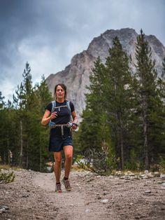 Jenn Shelton, John Muir Trail; I wish! Running out in the countryside