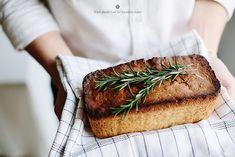 Lemon rosemary mini loaves Dorie Greenspan