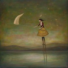 Duy Huynh -- Paintings