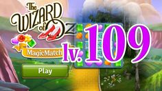 Wizard of Oz: Magic Match - Level 109 (1080/60fps)