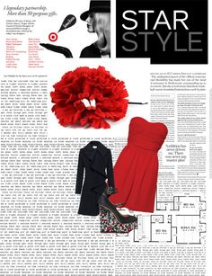 """""""Red love"""" by lanisia1 on Polyvore"""