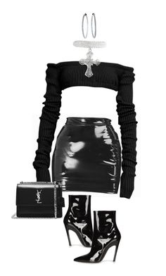 """Untitled #1576"" by elinaxblack ❤ liked on Polyvore featuring Mattia Cielo and Balenciaga"