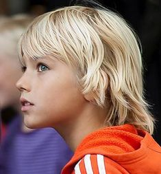 Little surfer haircut for boys More