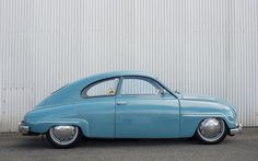 1960 SAAB 93F Custom Cars, Volvo, Roads, Cars And Motorcycles, Cool Cars, Super Cars, Scandinavian, Lego, Awesome