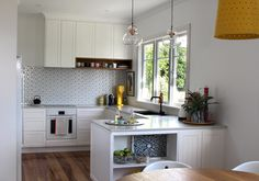 Cush and Nooks: My Kitchen | The Reveal