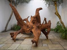 Ai Weiwei: Roots at Lisson Gallery, London - Arte Fuse Steel Sculpture, Lion Sculpture, Ai Weiwei, Refugee Boat, Lisson Gallery, Tree Felling, Giant Tree, Tree Roots