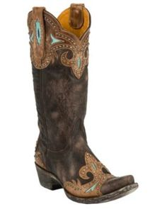 Old Gringo boots - I LOVE THESE!!!!!