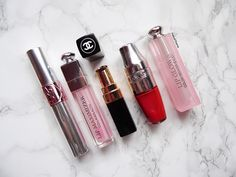 Top 5 High End Lip Products