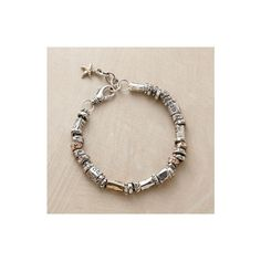 LABOR OF LOVE BRACELET - Bracelets - Jewelry | Robert Redford's... via Polyvore