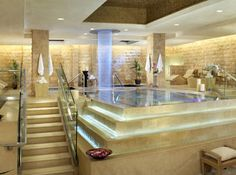 Qua Baths and Spa at Caesars Palace -Las Vegas