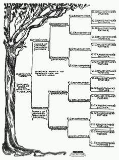 free family tree template printable foe word | family tree template printable winter league baseball venezuela family ...