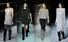 4 Things to Know About Saint Laurent Fall 2017
