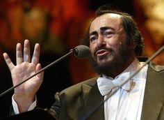 Modena: Luciano Pavarotti