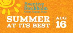 """""""Eventive Stockholm:, Summer edition, takes place August 16, 2014 in Stockholm, WI. Over a dozen learning experiences throughout the village!  #WIGreatRiverRoad #WestCoastOfWisconsin"""