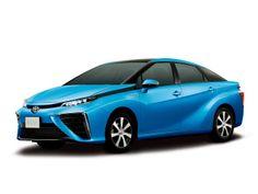 Toyota FCV Prototype '06.2014