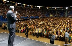 Gobernador reconoce a estudiantes de excelencia académica