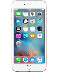 iPhone6s 16GB růžově zlatý - Apple (CZ)