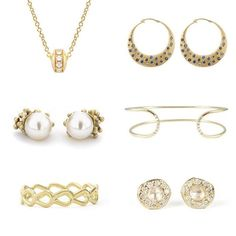 Fine jewelry basics don't need to be boring. More on lizkantner.com.