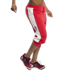 USA Eclipse Capri Gear up and sport your American pride in the crave-worthy USA Eclipse Capri.