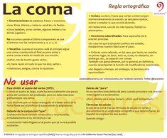 Karacteres de Carmina Capistrán | La coma