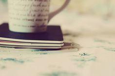 tea and moleskine