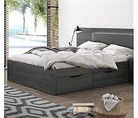 Cama 140x190 cm con 4 cajones MÓNACO Sweet Home, Bed, Furniture, Home Decor, Google, Particle Board, Drawers, Pallet Bedframe, Garden