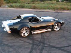 1969 Corvette, the best looking Vette by far!