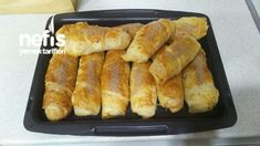 Çok Kabaran Patatesli Börek Puf Puf Pastry Cake, No Cook Meals, French Toast, Recipies, Food And Drink, Dinner, Cooking, Breakfast, Cement
