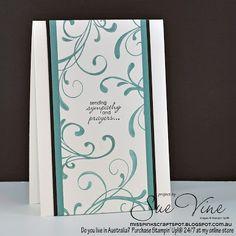 Sue Vine | MissPinksCraftSpot | Stampin' Up!® Australia Order Online 24/7 |Everything Eleanor | Petite Pairs | |Handmade Card #stampinup #everythingeleanor #petitepairs #internationalbloghopmay