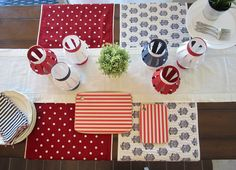 design sprinkle: Fourth of July Party