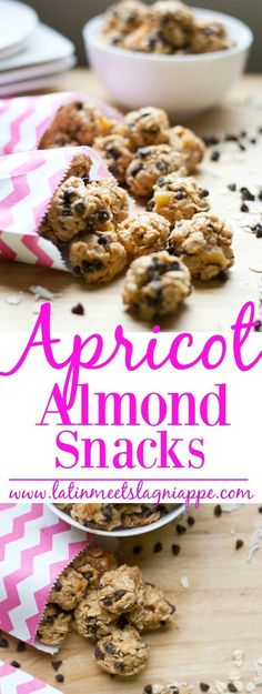 These tasty Apricot Almond Bites are perfect after-school snacks! #ad #BRMOats