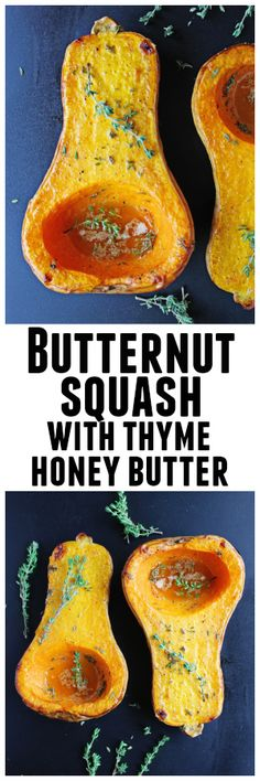 Roasted Butternut Squash Honey Puree Recipe — Dishmaps