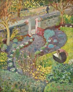 ALBERTO MORROCCO The Garden Path (1951)