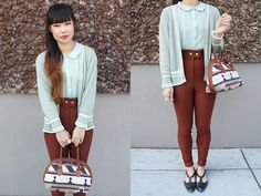 Just Riding Along (by Toshiko S.) http://lookbook.nu/look/3485441-Just-Riding-Along