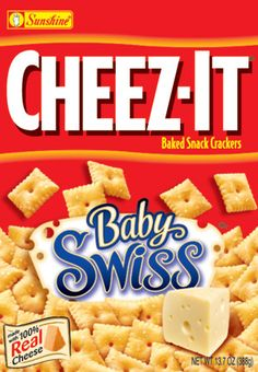 Taste Test: We Try Every Flavor of Cheez-It Crackers | Serious Eats
