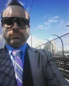 Selfie on the bridge #selfie #Sydney #sydneyharbourbridge #bridge #bridgewalk #lunchwalk #australian #Aussie #gaylife #gayfollow #gay #sydneycbd by johnnewey http://ift.tt/1NRMbNv