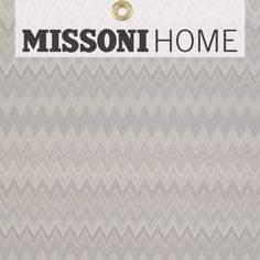 9f73f08cb8f6 Missoni Home Zig Zag Multicolore Wallpaper - Silver Warm Grey Cr  MIS-