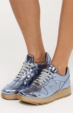 Кроссовки Macy на джутовой подошве