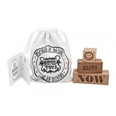 Why we love Wooden Story! This is a three-piece wooden block set which offers a thought-provoking gift.The blocks come in a cotton branded bag. Made of selected wood that comes from FSC certified suppliers. Finished with beeswax and botanical oils, sanded perfectly smooth, soft to the touch. Free of harmful chemicals. http://www.axistoys.com/index.php?route=product/product&path=29_46&product_id=1317