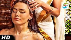 Traditional Indian Head Massage Tutorial Video | Gola Guli Massage