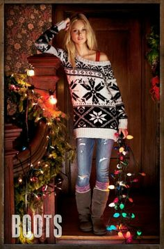 I have this sweater, but I am allergic to wool, apparently because it itches terribly! :(