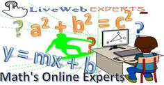 Math is a most important subject in #Math's_online_Experts,all person.so #Maths_assignment,join a online acadamy #Mathematics_assignment_help,any where any time.  Visit Here  http://www.livewebexperts.com/Homework-Help/Maths-Assignment-Help