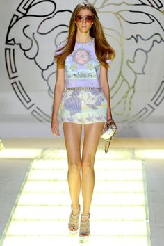 Versace Spring 2012 Ready-to-Wear