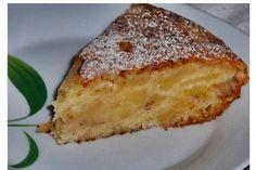 Bolo de maçã Vamos então á receita, que é bem fácil: 5 maçãs médias 10 colheres (sopa) de farinha 8 colheres (sopa) açucar 6 colheres (sopa leite 4 (sopa) òleo 2 ovos 1 colher (sopa) fermento Descascam-se as maçãs e cortam-se em fatias finas.Unta-se com margarina uma forma e polvilha-se com farinha.Espalha-se no fundo da forma as …