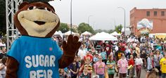 The Cereal Festival takes place in early June in Downtown Battle Creek! Sit at the World's Longest Breakfast Table!