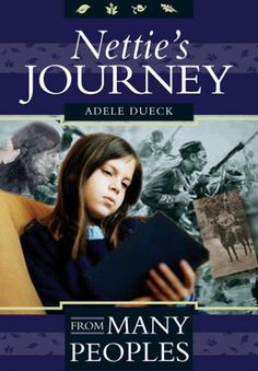 Nettie's Journey by Adele Dueck.  An old woman tells her granddaughter the story of her life in a Mennonite village in Ukraine - from the dangers of World War I and the Russian Revolution to their escape to Canada.